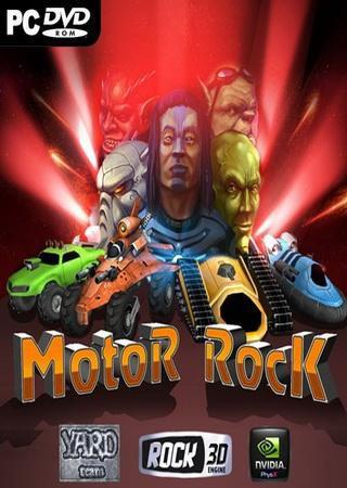 Motor Rock (2013) Repack от R.G UPG Скачать Торрент