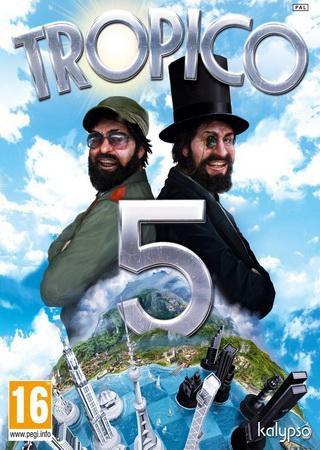 Tropico 5 [v 1.10 + 14 DLC] (2014) RePack от xatab Скачать Торрент