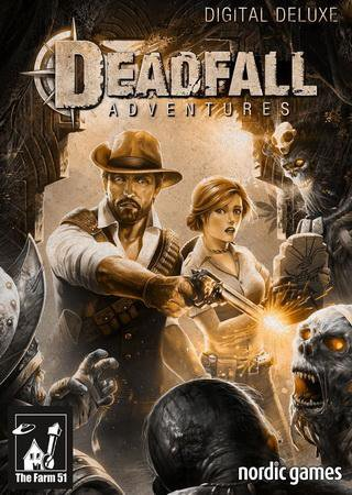 Deadfall Adventures: Digital Deluxe Edition (2013) RePa ... Скачать Торрент