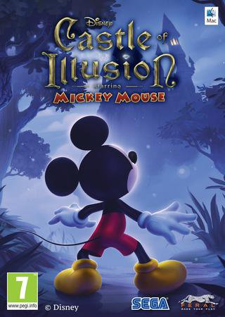 Castle of Illusion Starring Mickey Mouse [Update 1] (20 ... Скачать Торрент