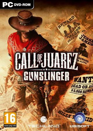 Call of Juarez: Gunslinger [v 1.0.5] (2013) RePack от A ... Скачать Торрент