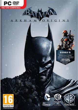 Batman: Arkham Origins - The Complete Edition (2013) Ri ... Скачать Торрент