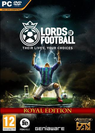 Lords of Football - Royal Edition [v 1.0.7.0 + 3 DLC] (2013) Repack от z10yded Скачать Торрент