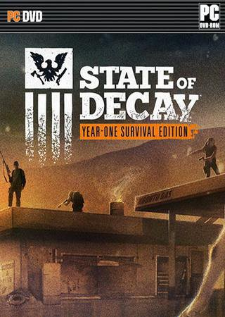 State of Decay: Year One Survival Edition [Update 1] (2015) Steam-Rip от Let'sPlay Скачать Торрент