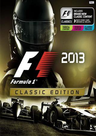 F1 2013. Classic Edition [v 1.0.0.5 + 3 DLC] (2013) RePack от z10yded Скачать Торрент