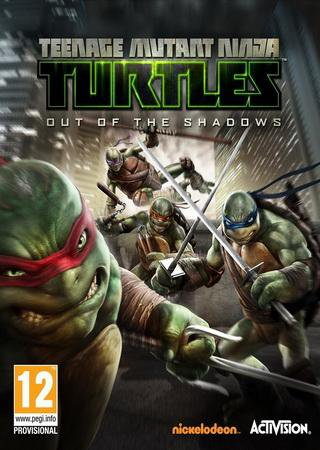 Teenage Mutant Ninja Turtles: Out of the Shadows (2013) RePack от Fenixx Скачать Торрент