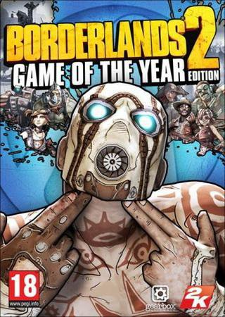 Borderlands 2 [v 1.8.3 + 48 DLC] (2012) RePack by Mizantrop1337 Скачать Торрент