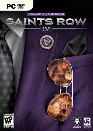 Saints Row 4: Commander-in-Chief Edition + Season Pass  ... Скачать Торрент
