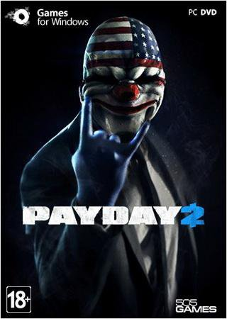 PayDay 2: Game of the Year Edition [v 1.23.2] (2013) Скачать Торрент