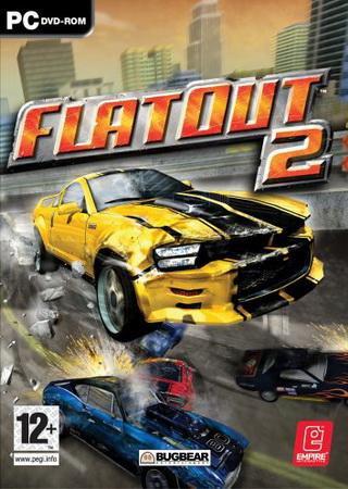 Flatout 2 (2006) Скачать Торрент