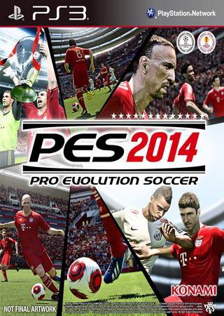 Pro Evolution Soccer 2014 (2013) PS3