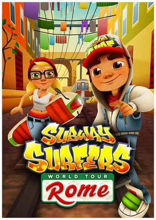 Subway Surfers: World Tour - Rome (2012) Android Скачать Торрент