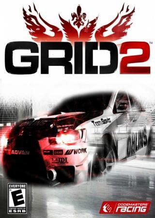 GRID 2 (2013) SteamRip от R.G. Origins Скачать Торрент
