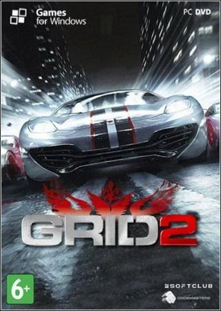 GRID 2 [+ 4 DLC] (2013) RePack от R.G. Repacker's Скачать Торрент