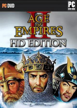 Age of Empires 2: HD Edition [v 3.8] (2013) RePack от R ... Скачать Торрент