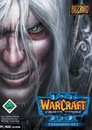 Warcraft 3 Frozen Throne [1.26a +batlnet] (2011)