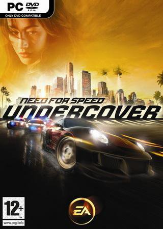 Need for Speed: Undercover (2008) RePack от R.G. ReCoding Скачать Торрент