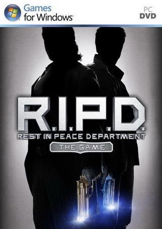 R.I.P.D. The Game (2013) Repack от =Чувак= Скачать Торрент