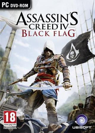 Assassin's Creed IV: Black Flag [v 1.07] (2013) RiP by SeregA-Lus Скачать Торрент