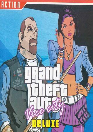 Grand Theft Auto: Vice City Deluxe (2005) RePack от xGh ... Скачать Торрент