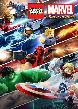 LEGO Marvel Super Heroes [Update 1] (2013) Repack от R. ... Скачать Торрент