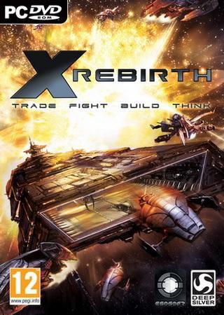 X Rebirth [v 3.60 + 1 DLC] (2013) RePack от xatab Скачать Торрент