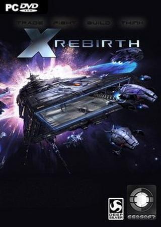 X Rebirth [v 3.0] (2013) Steam-Rip от R.G. Игроманы Скачать Торрент