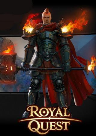 Royal Quest (v. 0.9.108, update 15.10.2014) (2012)