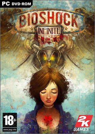 BioShock Infinite [v 1.1.25.5165 + DLC] (2013) RePack о ... Скачать Торрент