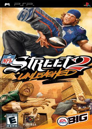 NFL Street 2: Unleashed (2005) PSP RePack
