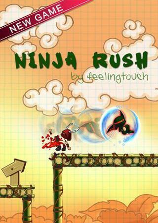 Ninja Rush HD (2012) Android Скачать Торрент