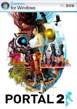 Portal 2 (2011) Лицензия Скачать Торрент
