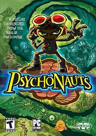 Psychonauts (2005) RePack от R.G. Механики Скачать Торрент