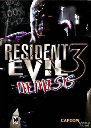 Resident Evil 3: Nemesis (2005) Скачать Торрент