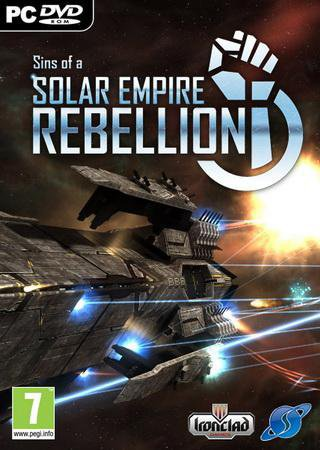 Sins of a Solar Empire - Rebellion (2012) RePack от Audioslave Скачать Торрент