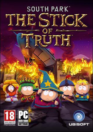 South Park: Stick of Truth [v 1.0.1361 + DLC] (2014) Re ... Скачать Торрент
