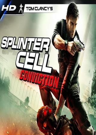 Splinter Cell Conviction HD (2010) Android Скачать Торрент