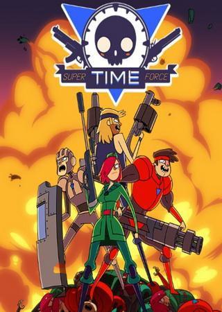 Super Time Force Ultra [v1.04] (2014) Скачать Торрент