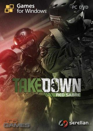 Takedown: Red Sabre [1.0.0.0 (Update 2)] (2013) Скачать Торрент