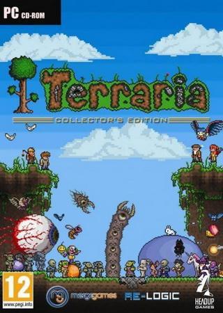 Terraria [v 1.2.4.1] (2011) Скачать Торрент