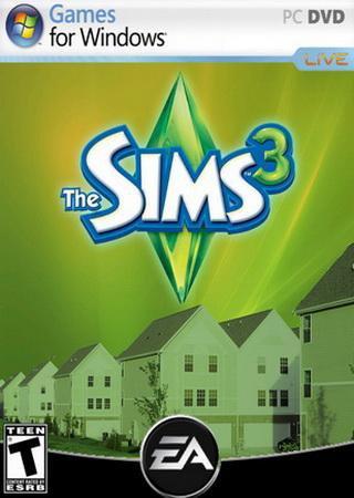 The Sims 3 (2009) Repack от R.G.Механики