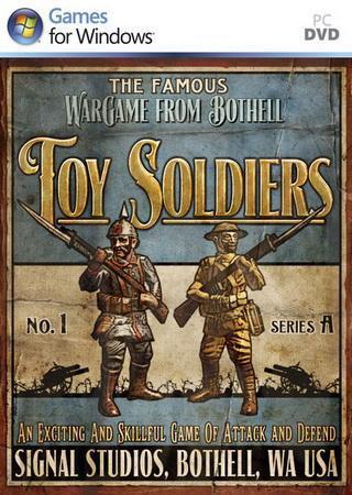 Toy Soldiers (2012) RePack от R.G. Механики Скачать Торрент