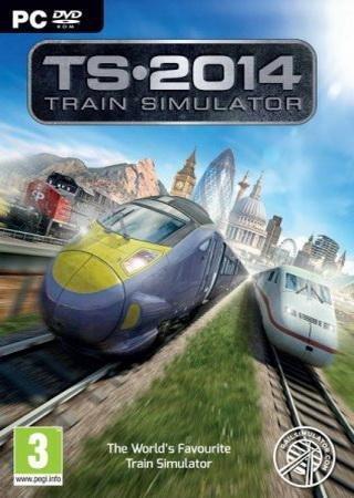 Train Simulator 2014 (2013) RePack от xatab Скачать Торрент