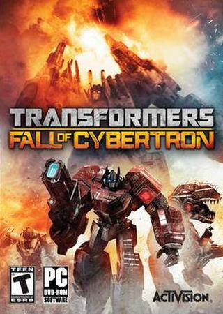 Transformers: Fall Of Cybertron (2012) RePack от R.G. Catalyst Скачать Торрент