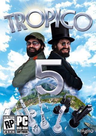 Tropico 5 [v 1.09 + 13 DLC] (2014) RePack от R.G. Catal ... Скачать Торрент