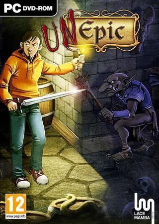 UnEpic [v 1.50.5] (2014) RePack от R.G. Механики Скачать Торрент