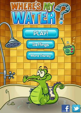 Where's My Water? (2011) Android Скачать Торрент