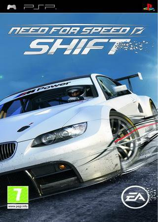 Need for Speed: Shift (2009) PSP