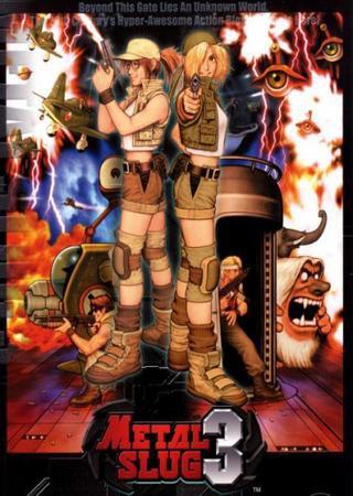 Metal Slug 3 (2014) Скачать Торрент