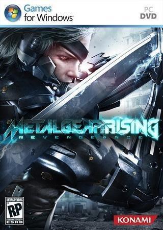 Metal Gear Rising: Revengeance (2014) RePack от R.G. Freedom Скачать Торрент